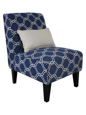 Langford Armless Accent Chair - gilt.com
