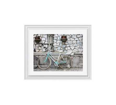"European Adventure - 42 X 28"" - Framed - Pottery Barn"