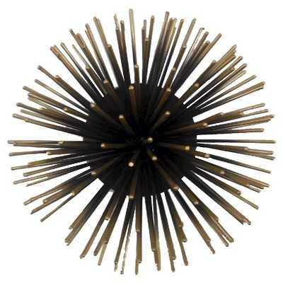 Gold Sea Urchin - Small - Target