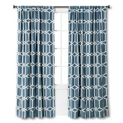 "Thresholdâ""¢ Light Blocking Curtain Panel - Target"