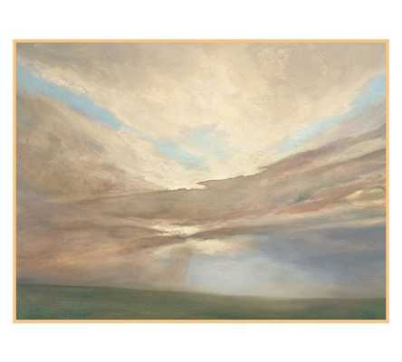 September Giclee Canvas framed - Pottery Barn