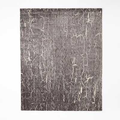 Crackle Printed Rug - West Elm