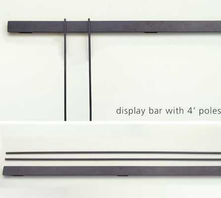 Studio Wall Easel Long Display Bar - Pottery Barn