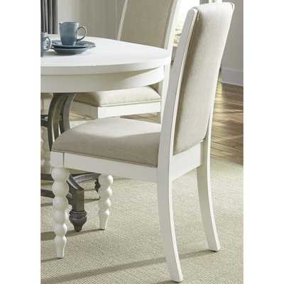 Cottage Harbor Side Chair - Overstock