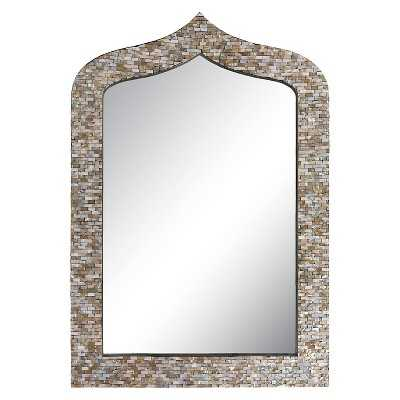 Wall Mirror - Soft Taupe - Target