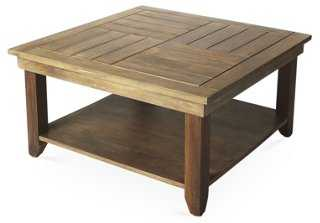 Alexis Coffee Table - One Kings Lane