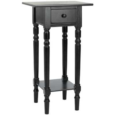 Safavieh Cape Cod Black Accent Table - Overstock