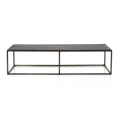 Baden Large Coffee Table - Crate and Barrel