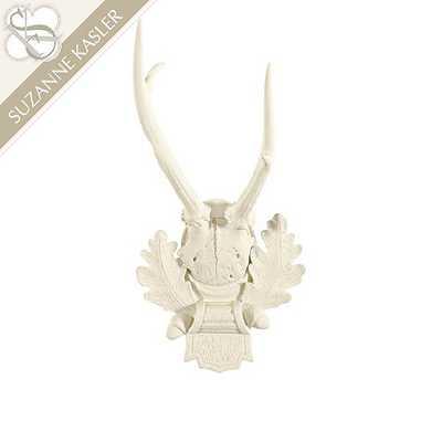 Suzanne Kasler Atelier Antlers - Bone III - Ballard Designs