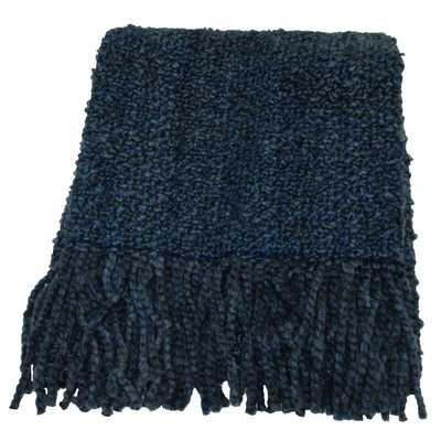 Campbell Woven Throw Blanket - Wayfair