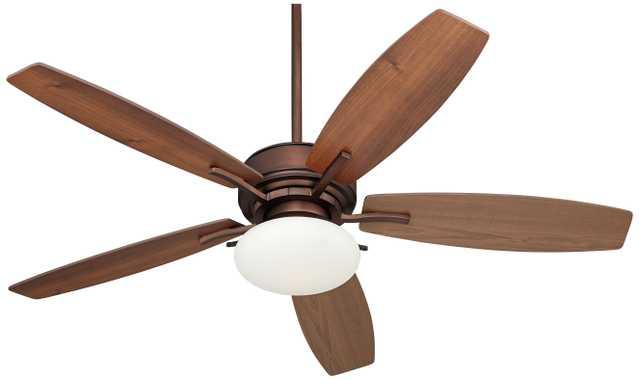Bellasario Oil-Brushed Bronze Ceiling Fan - Lamps Plus