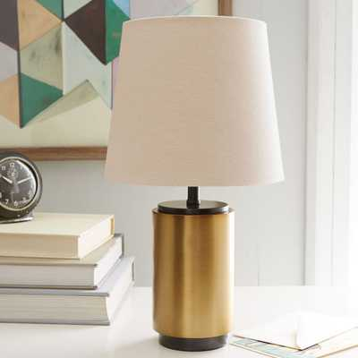 Small Pillar Table Lamp - West Elm