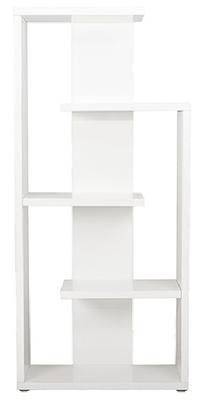 Covina 5 Shelf Modern Bookcase - Apt2B