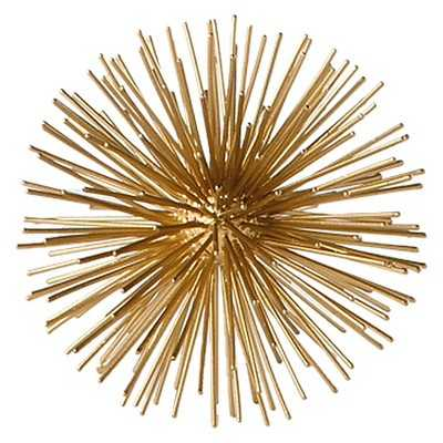 Small Spike Décor Sphere - Gold - Torre & Tagus - Target