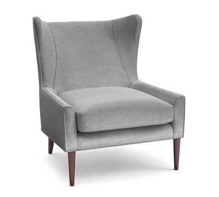 DAYTON UPHOLSTERED ARMCHAIR - Pottery Barn