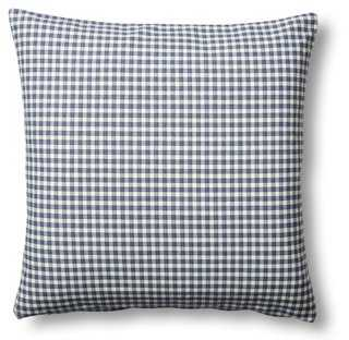 Mini Plaid Pillow - One Kings Lane