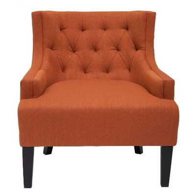 Living Room Arm Chair - Pumpkin - AllModern