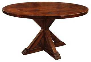 Alice Round Dining Table - One Kings Lane