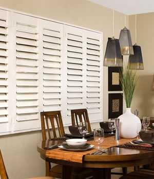 Wood Plantation Shutters - blinds.com