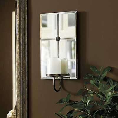 Allusion Candle Sconce - Ballard Designs