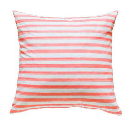 "HAWTHORNE STRIPE PILLOW -20"" X 20""-Insert not included - Caitlin Wilson"