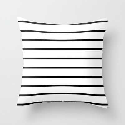 "Throw Pillow / Indoor Cover 16"" x 16"" with pillow insert - Society6"