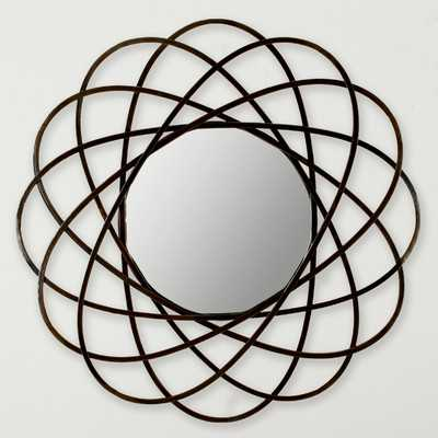 Galaxy Wall Mirror - Wayfair