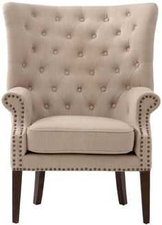 ERNEST ACCENT CHAIR - Home Decorators