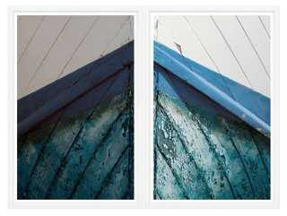 Boat Bow I Diptych - Set of 2 - Framed - One Kings Lane