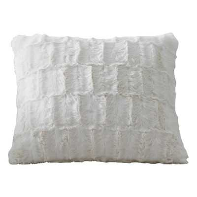 Seduction Wrapture Faux Fur Throw Pillow - Wayfair