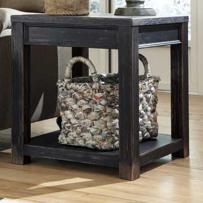 Baltwood End Table - Wayfair