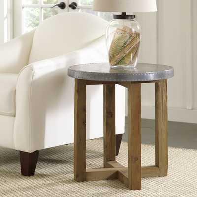 Martin Round Side Table - Birch Lane