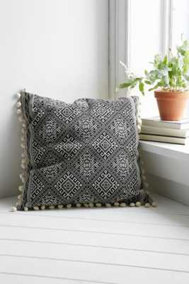 "Magical Thinking Square Pillow-24""-poly fill - Urban Outfitters"