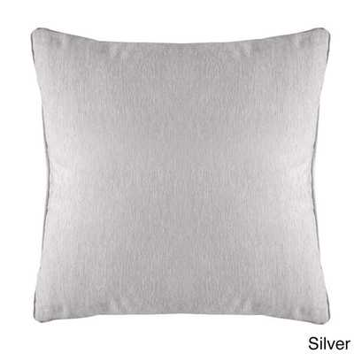 Grand Luxe Chenille Luxe Throw Pillow Separates - Overstock