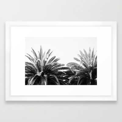 BW Palms - Society6
