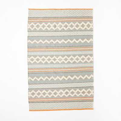 Heirloom Wool Rug - 8' x 10' - West Elm