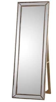 Abbyson Living Cosmic Rectangle Floor Mirror - Wayfair