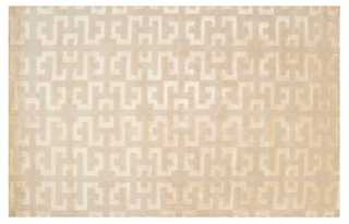 Beulah Rug, Beige - One Kings Lane