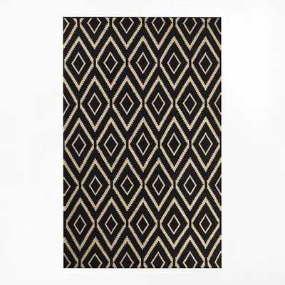 Kite Wool Kilim - 8' x 10' - West Elm