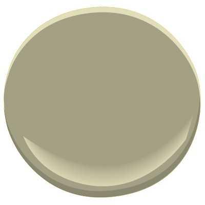 Benjamin Moore Dry Sage Paint - Benjamin Moore