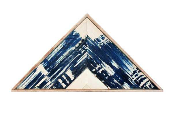 Indigo Triangle - Domino