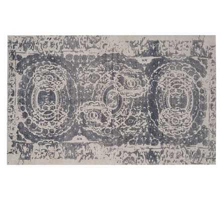 Bosworth Printed Rug 5' x 8' - Pottery Barn