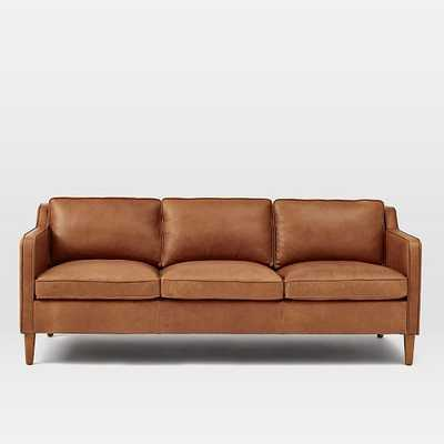 Hamilton Leather Sofa - West Elm