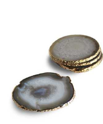 Agate Coasters - High Street Market