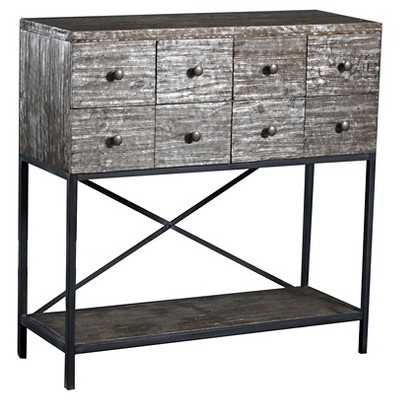 Powell Roscoe Console Table - Target