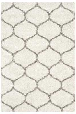 ZAIDA SHAG AREA RUG - Home Decorators