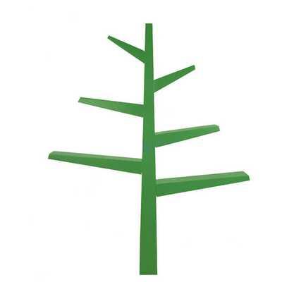 "Spruce Tree 51"" Bookcase - AllModern"