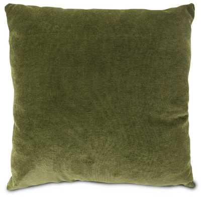 Villa Throw Pillow - Fern - 24x24 - With Insert - AllModern