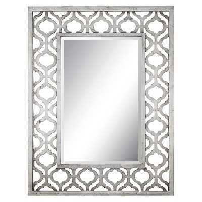 Uttermost Sorbolo Silver Mirror - Target