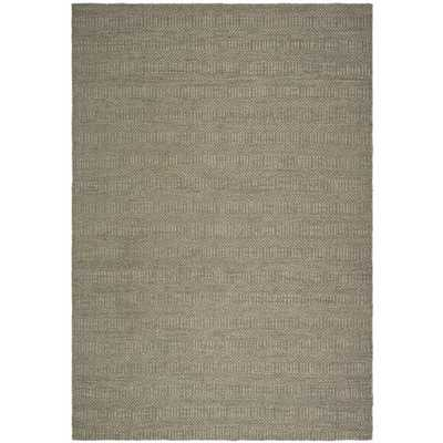 Safavieh Hand-woven Southampton Grey Polyester Rug - Overstock